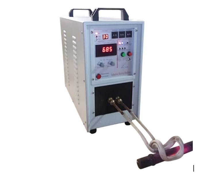 Máy nung sắt mỹ thuật hoạt động trên nguyên lý cảm ứng điện từ
